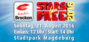 Stars for free @ Stadtpark Magdeburg